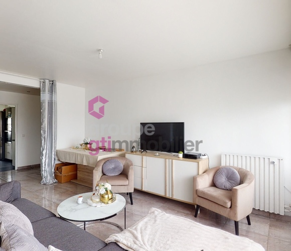 Vente Appartement 5 pièces 92m² Saint-Étienne (42100) - photo