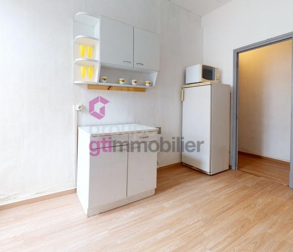 Vente Appartement 2 pièces 30m² Saint-Étienne (42000) - photo