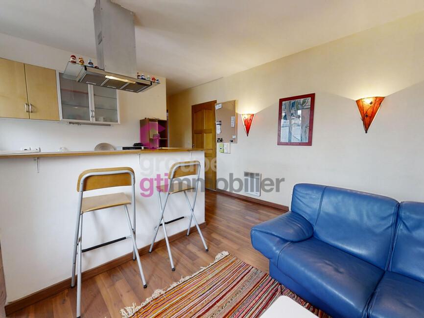 Vente Appartement 2 pièces 41m² Le Chambon-sur-Lignon (43400) - photo