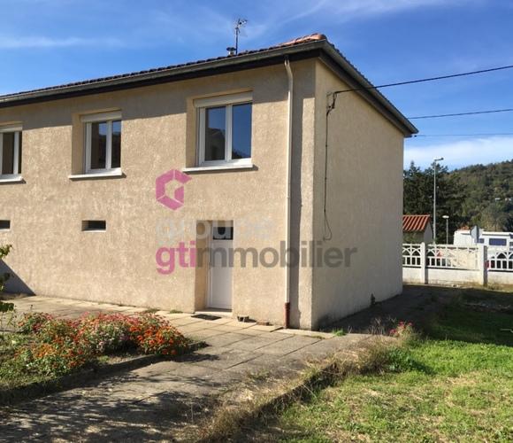 Vente Maison 3 pièces 63m² Aurec-sur-Loire (43110) - photo