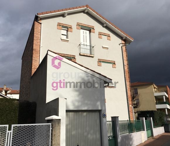 Vente Maison 8 pièces 164m² Unieux (42240) - photo