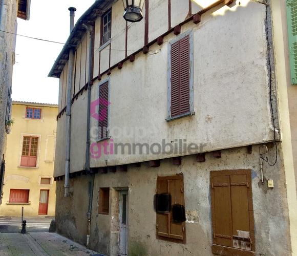Vente Maison 4 pièces 115m² Courpière (63120) - photo