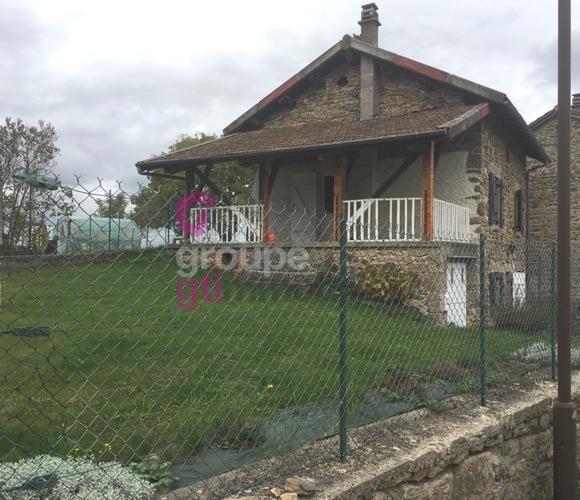 Vente Maison 110m² 63220 - photo