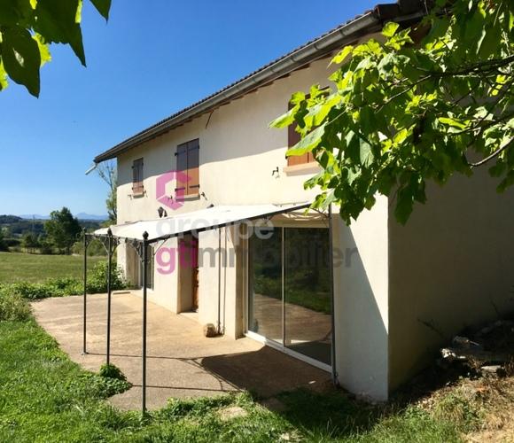 Vente Maison 6 pièces 143m² Aubusson-d'Auvergne (63120) - photo