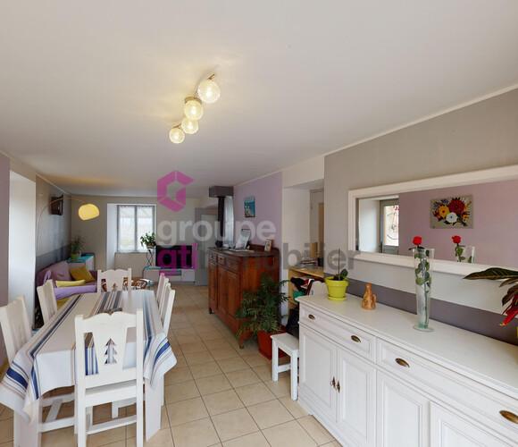 Vente Maison 5 pièces 133m² Ambert (63600) - photo