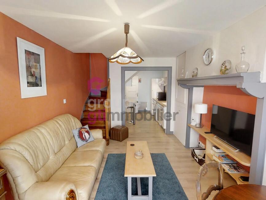 Vente Maison 4 pièces 70m² Courpière (63120) - photo
