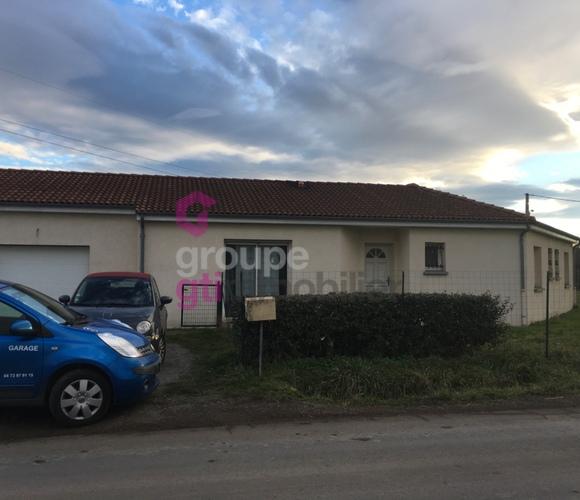 Vente Maison 7 pièces 120m² Chatelguyon (63140) - photo