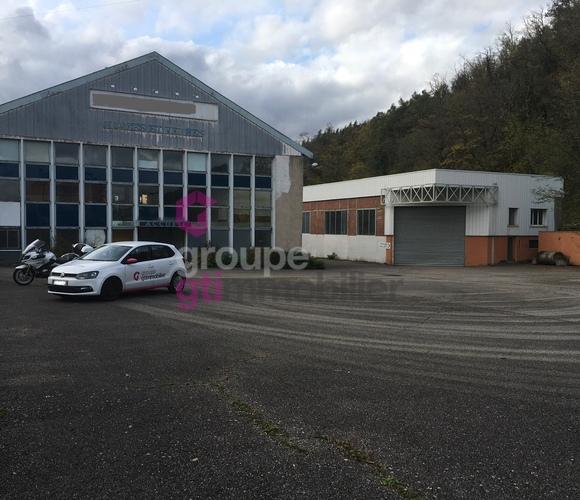 Vente Local industriel 3 367m² Le Chambon-Feugerolles (42500) - photo