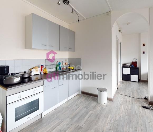 Vente Appartement 2 pièces 47m² Saint-Étienne (42100) - photo