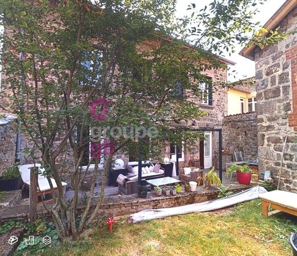 Vente Maison 5 pièces 240m² Saint-Didier-en-Velay (43140) - photo