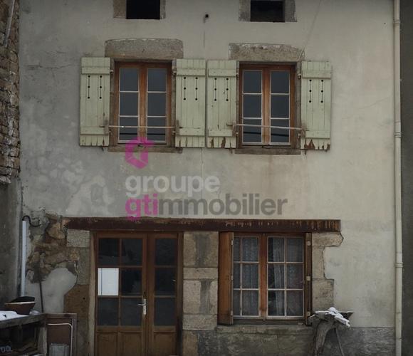 Vente Maison 3 pièces 96m² Aix-la-Fayette (63980) - photo