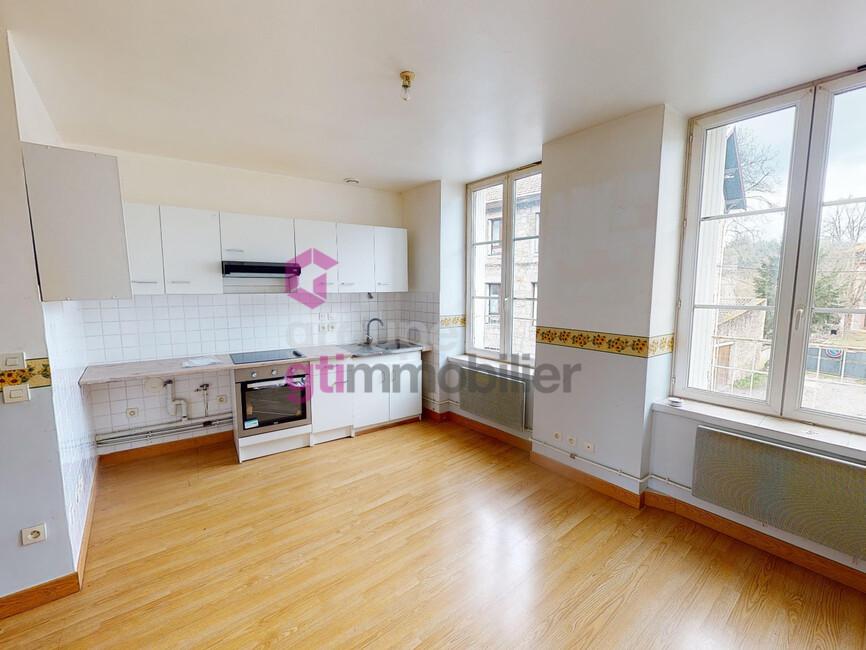 Vente Appartement 3 pièces 49m² La Séauve-sur-Semène (43140) - photo