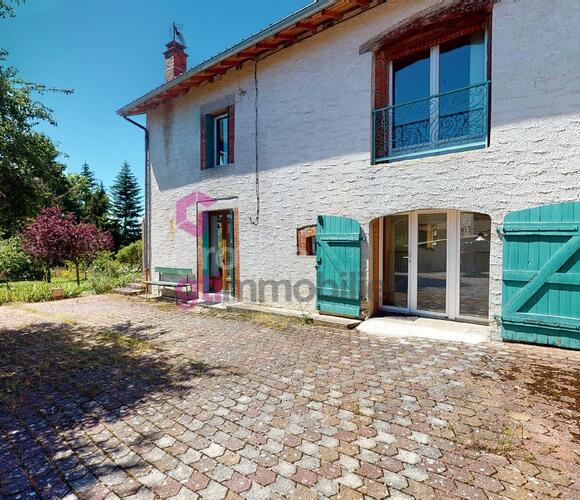 Vente Maison 6 pièces 140m² Céaux-d'Allègre (43270) - photo
