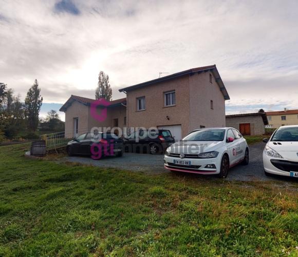 Vente Maison 5 pièces 145m² Margerie-Chantagret (42560) - photo