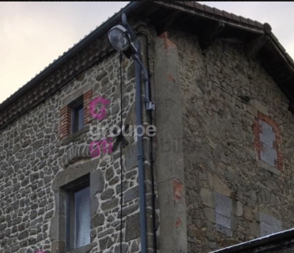 Vente Maison 3 pièces 125m² Cunlhat (63590) - photo