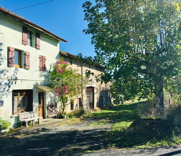 Vente Maison 3 pièces 67m² Domaize (63520) - photo