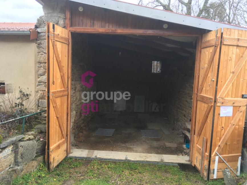 Vente Garage 50m² Ambert (63600) - photo
