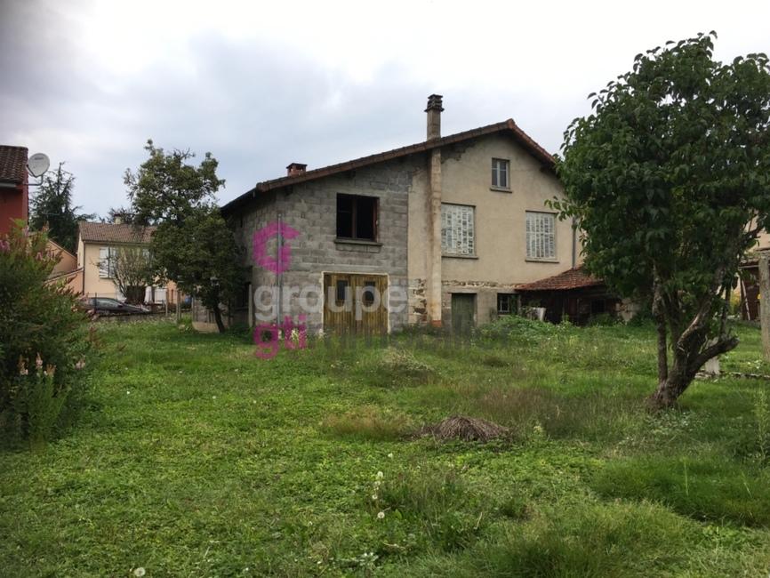 Vente Maison 3 pièces 63m² Ambert (63600) - photo