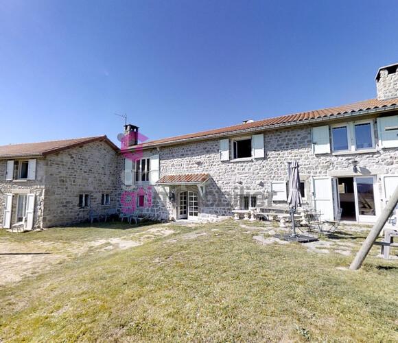 Vente Maison 9 pièces 180m² Riotord (43220) - photo