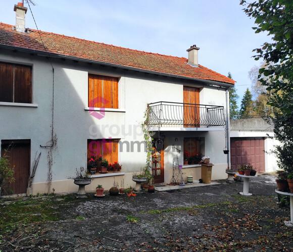 Vente Maison 90m² Retournac (43130) - photo