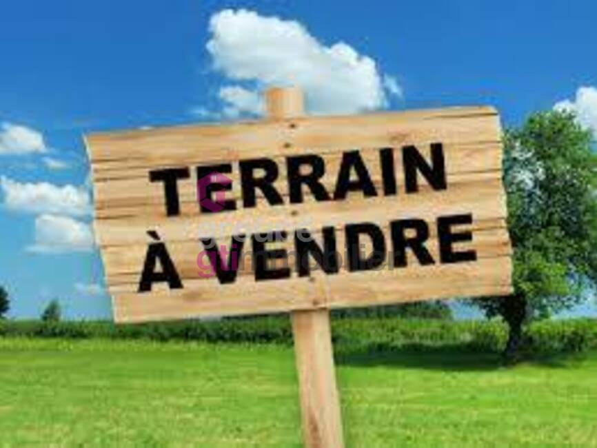 Vente Terrain 2 035m² Ambert (63600) - photo
