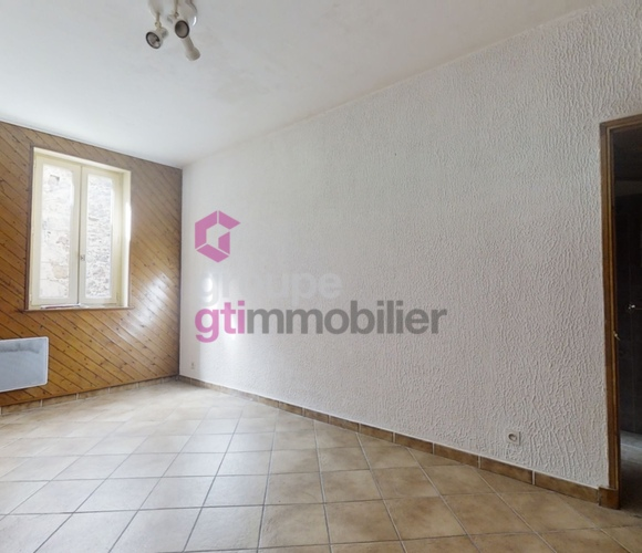 Vente Appartement 1 pièce 20m² Annonay (07100) - photo