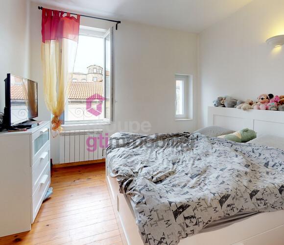 Vente Appartement 2 pièces 44m² Riom (63200) - photo