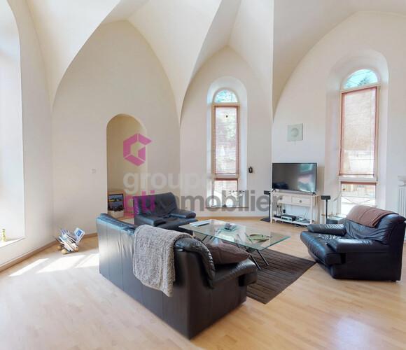 Vente Appartement 5 pièces 183m² Saint-Étienne (42100) - photo