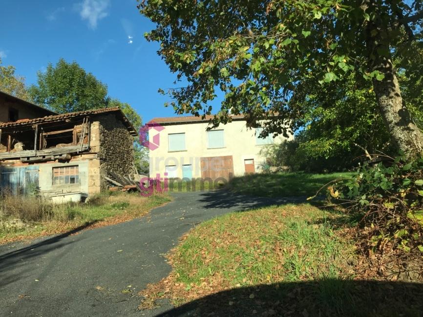 Vente Maison 4 pièces 97m² Marsac-en-Livradois (63940) - photo