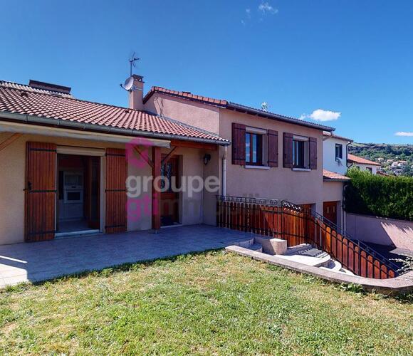 Vente Maison 5 pièces 86m² Vals prés Le Puy - photo