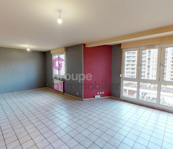 Vente Appartement 5 pièces 104m² Firminy (42700) - photo