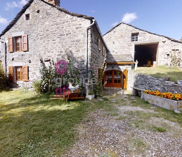 Vente Maison 4 pièces 90m² Champclause (43430) - photo