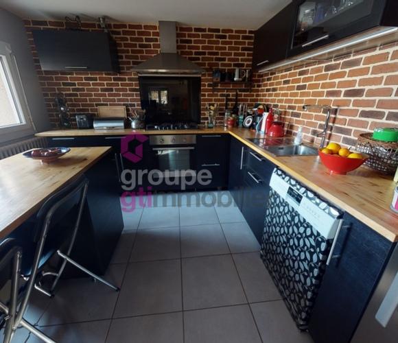 Vente Maison 5 pièces 156m² Montbrison (42600) - photo