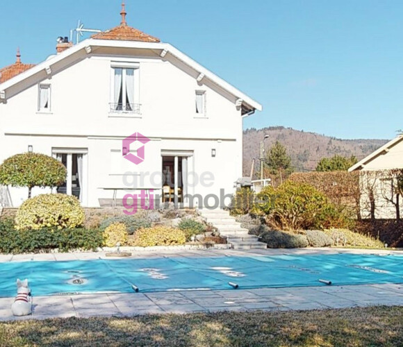 Vente Maison 7 pièces 170m² Aurec-sur-Loire (43110) - photo