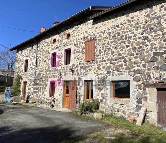 Vente Maison 5 pièces 158m² Céaux-d'Allègre (43270) - photo