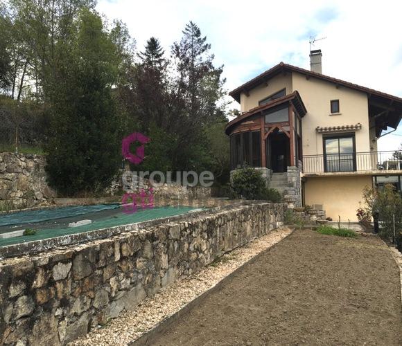 Vente Maison 6 pièces 195m² Caloire (42240) - photo