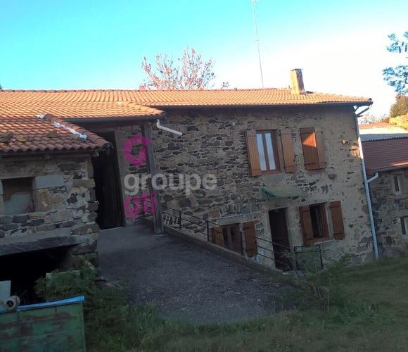 Vente Maison 56m² Saint-Maurice-de-Lignon (43200) - photo