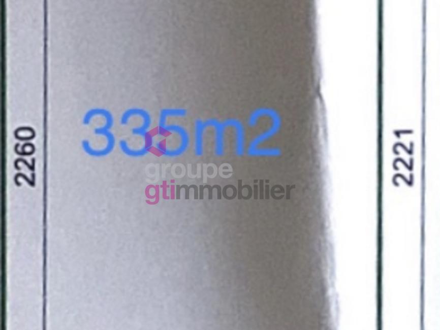 Vente Terrain 335m² Sury-le-Comtal (42450) - photo