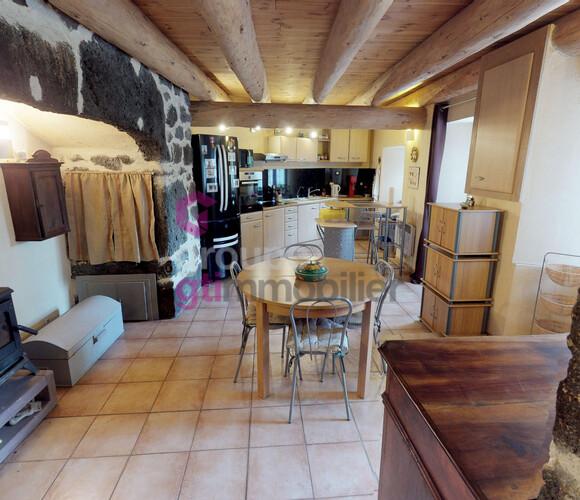 Vente Maison 4 pièces 164m² Séneujols (43510) - photo
