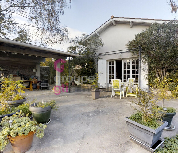 Vente Maison 4 pièces 80m² Andancette (26140) - photo