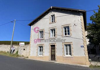 Vente Maison 5 pièces 125m² Craponne-sur-Arzon (43500) - Photo 1