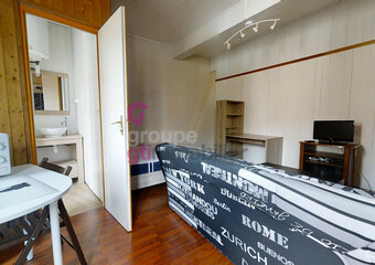 Vente Appartement 1 pièce 24m² Annonay (07100) - Photo 1