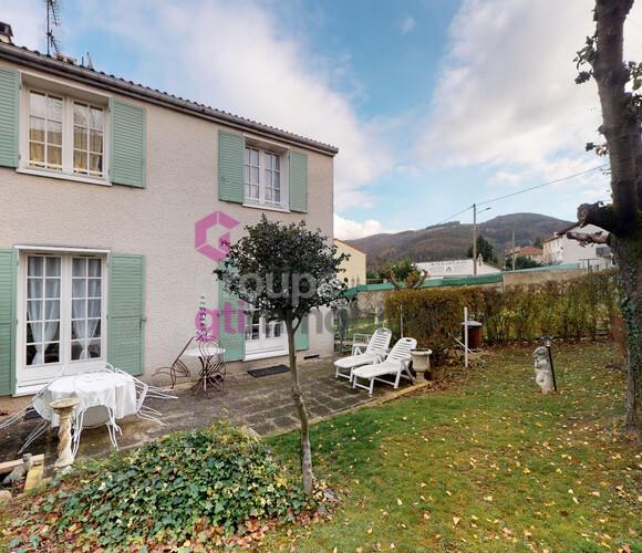 Vente Maison 5 pièces 110m² Le Chambon-Feugerolles (42500) - photo