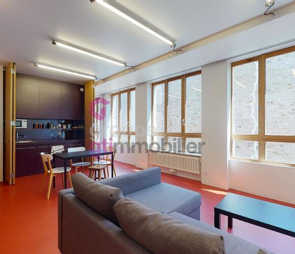 Vente Appartement 2 pièces 68m² Saint-Étienne (42100) - photo