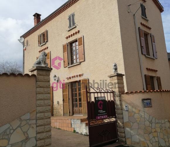 Vente Maison 9 pièces 175m² Sainte-Florine (43250) - photo