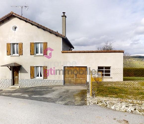 Vente Maison 4 pièces 105m² Dunières (43220) - photo