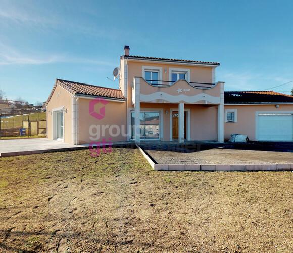 Vente Maison 6 pièces 165m² Sainte-Sigolène (43600) - photo