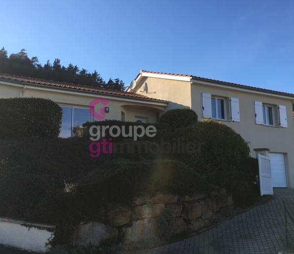 Vente Maison 5 pièces 120m² Aurec-sur-Loire (43110) - photo