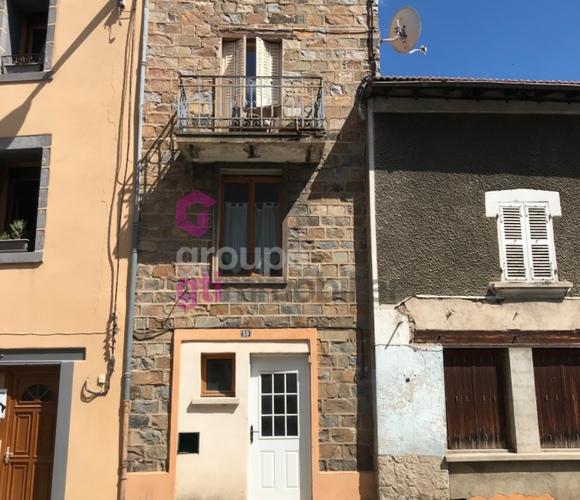 Vente Maison 4 pièces 50m² Lempdes-sur-Allagnon (43410) - photo