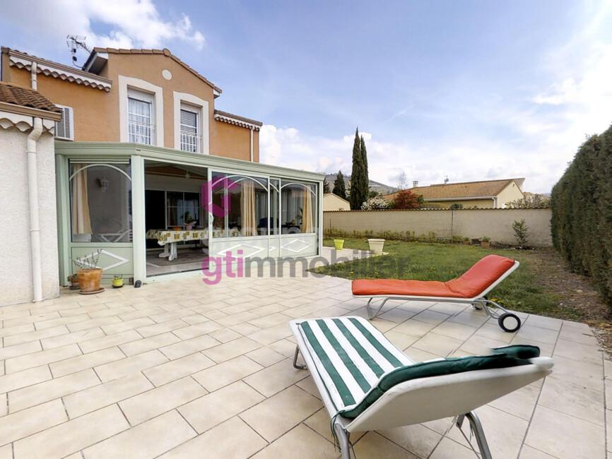 Vente Maison 110m² Saint-Vallier (26240) - photo